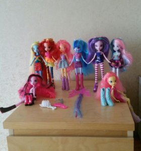 Куклы My Little Pony Equestria Girls