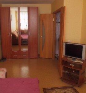 Квартира на часы и сутки в Рудничном районе