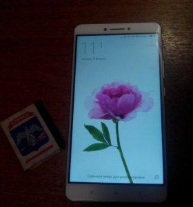 Новый смартфон Xiaomi MI Max 2/16 Gold