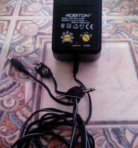 Зарядное устройство с регулировкой напряжения