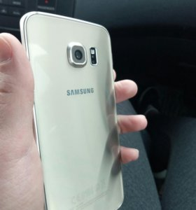 Телефон Samsung galaxy s6 edge 128 гб