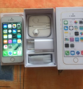 📱iPhone 5s 16 gold