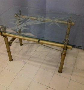 """Кованый стол """"бамбук"""""""