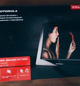 Цифровая фоторамка Motorola mf1001