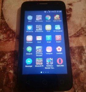 Телефон, Alcatel Pixi