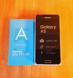 Новые Samsung Galaxy A5(2016),A3(2016),S5