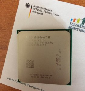 Процессор AMD Athlon II