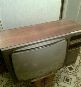 Рабочий телевизор (цветной)