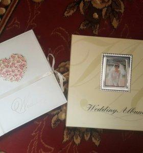 Свадебные альбомы