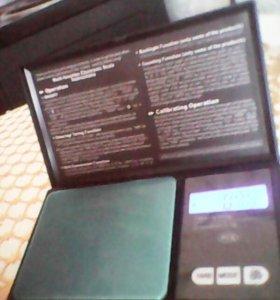 Весы отО 1 гр.до500Мини