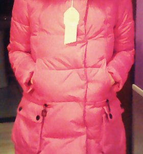 Куртка зимняя новая,теплая