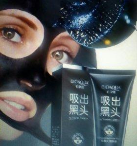 Черная маска, bioaqua, 60гр