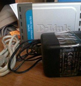 Ethernet Switch D-Link
