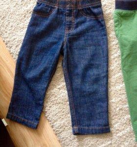 Джинсы, брюки, Mathercare, Carter's