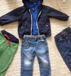 Джинсы, брюки, Zara, Mathercare, Carter's