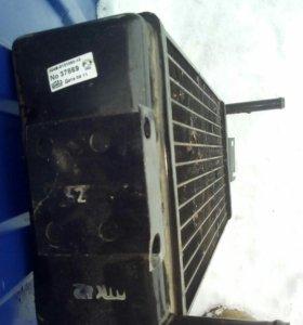 Радиатор отопителя кабины МАЗ