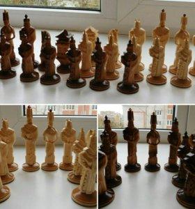 Шахматные фигуры.