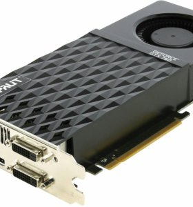 Видеокарта Palit GeForce GTX 760 2gb
