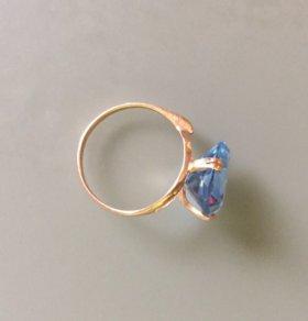 Продам украшение: кольцо желтое золото