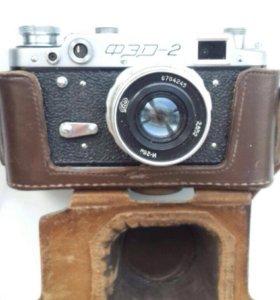 Фотоаппарат ФЭД-2, ФЭД-5