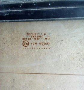 Стекло крышки багажника 2102