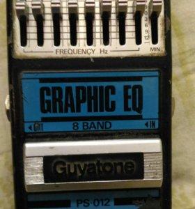 Гитарный эквалайзер Guyaton