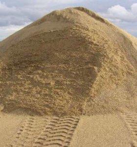 Песок щебень грунт гранитная крошка