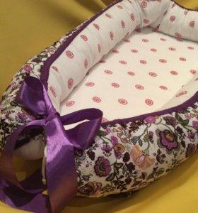 Кокон-гнездышко для новорождённых