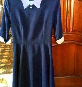 Платье для школьницы