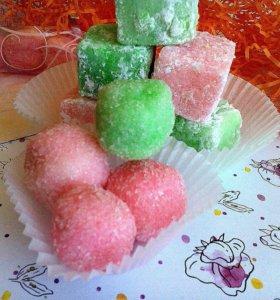 Скраб сахарный для тела