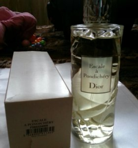 Парфюм Dior Escale eau Pondichery