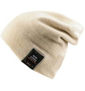 Умная шапка-наушники с гарнитурой Blutooth