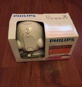 Будильник philips