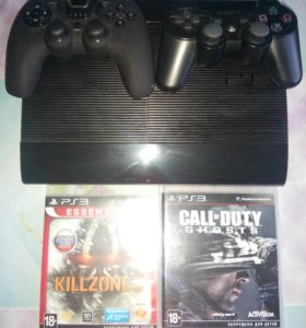 SONY PS 3 Super Slim