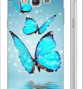 Новый чехол на Samsung grand prime g530