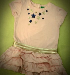 Платье 92р
