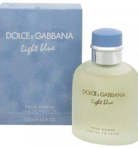 Dolce & Gabbana аромат Light Blue Pour Homme