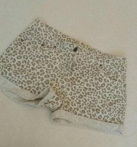 Женские шорты р40-42