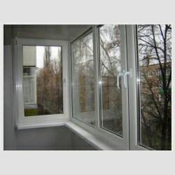 Окна ПВХ, балконы, фасады
