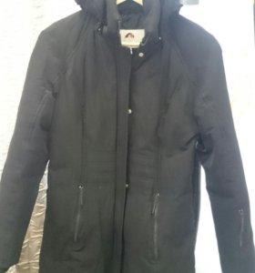 Куртка-пуховик,р. 42