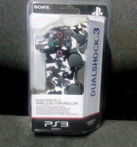 Джойстик городской камуфляж на PS3