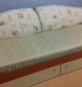 Диван кровать обмен
