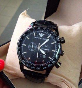 Новые часы Armani