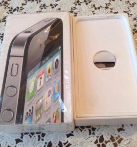Продам коробку Айфон 4 S
