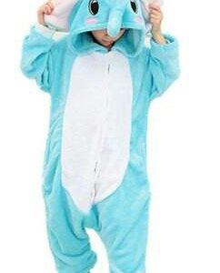 Детская пижамка Кигуруми Слоник