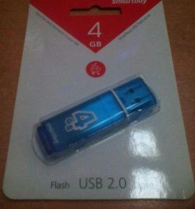 USB накопитель Smart buy Glossy