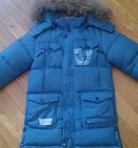 Куртка на мальчика 140 см
