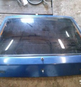 ВАЗ 2108/09. Крышка Багажника.