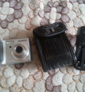 Фотоаппарат samsung d75