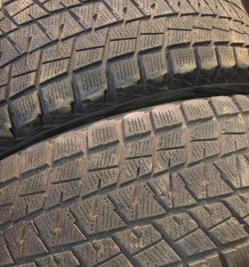 255/65/17 две шины Bridgestone blizzak dm-v1